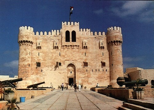 The fort of Qaitbey
