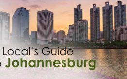 A locals guide to Johannesburg