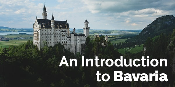 An introduction to Bavaria