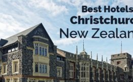 Best Hotels in Christchurch