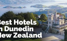 Best hotels in Dunedin New Zealand