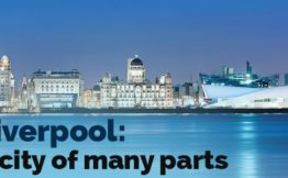 Liverpool a city of many parts