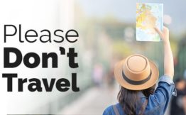 Please dont travel