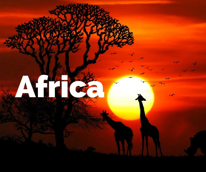 Visiting Africa