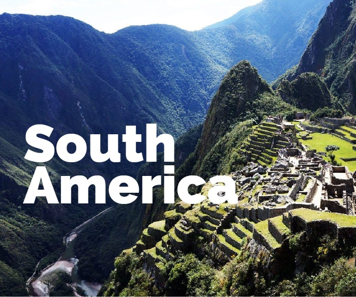 Visiting South America