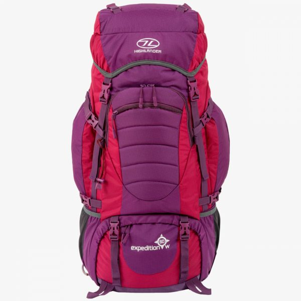 Expedition Womens 60 Litre Rucksack RUC247L-PE