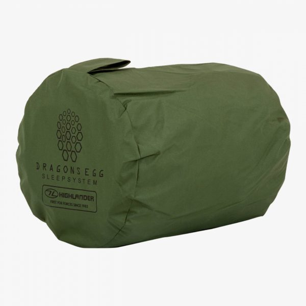 Highlander Dragon's Egg Sleep System, Olive biv005-og-5