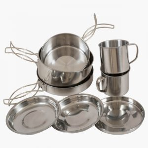 Peak Weekender Cookware Kit