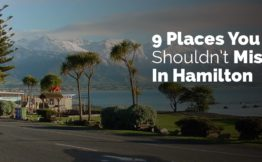 9 places you shouldn't miss in Hamilton New Zealand