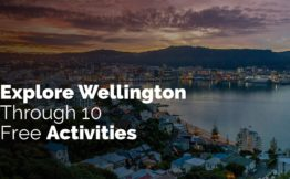 Explore Welington Through 10 Free Activities