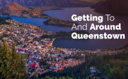 Getting to and around Queenstown