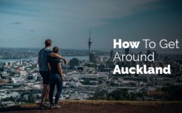 How to get around Auckland