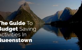 The guide to budget saving activities in Queenstown
